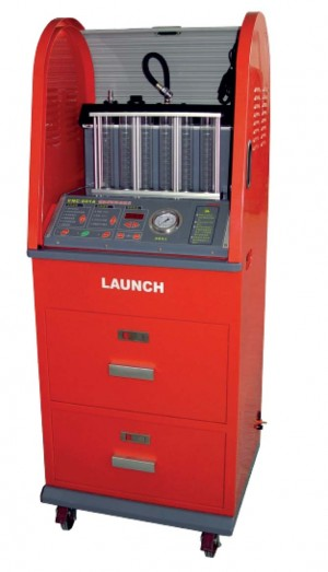 Injector Cleaner & Tester LAUNCH CNC-601A Fact Sheet